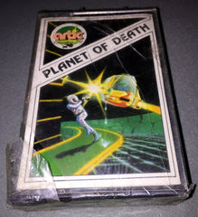 Planet Of Death  (SEALED) - TheRetroCavern.com  - 1