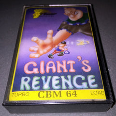 Giant's Revenge   (SEALED) - TheRetroCavern.com  - 1