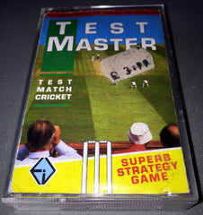 Test Master - Test Match Cricket - TheRetroCavern.com  - 1