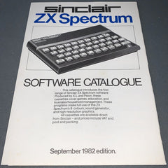 Software And Peripherals Catalogue (December 1982 Edition)