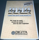 Day By Day Planner / Organiser