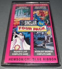 Your Sinclair - Four Pack - No. 4 / February 1991   (Compilation)