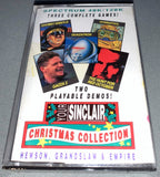 Your Sinclair - Christmas Collection - Issue 61 / December 1990 / January 91   (Compilation)