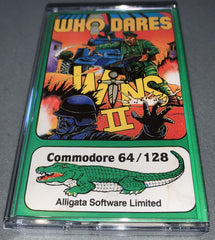 Who Dares Wins II  /  2