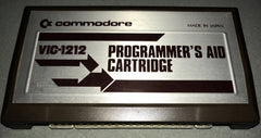 Programmer's Aid Cartridge (VIC-1212)