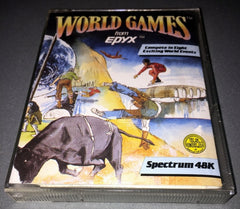 World Games - TheRetroCavern.com  - 1