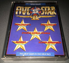 Five Star Games II  /  2  (5 Star Games)   (Compilation) - TheRetroCavern.com  - 1