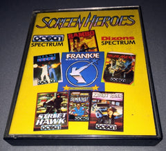 Screen Heroes   (Compilation) - TheRetroCavern.com  - 1