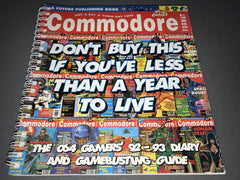 Commodore Format - Don't Buy This Is You've Less Than A Year To Live