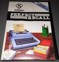 Perfect Recall - TheRetroCavern.com  - 1