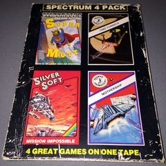 Spectrum 4 Pack  (Compilation) - TheRetroCavern.com  - 1