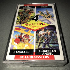 4 Quattro Fighters (Compilation)