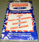 Commodore Power Covertape - No. 1   (Compilation, Sealed)