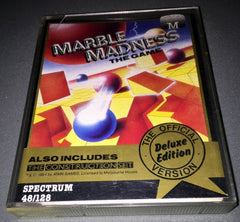 Marble Madness - Deluxe Version - Includes Construction Kit