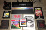 Atari VCS / 2600 Jr - Complete UNBOXED System