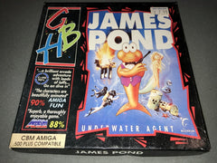 James Pond - Underwater Agent