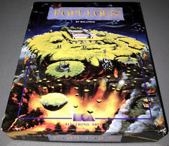 Populous + The Final Frontier Scenery Disk