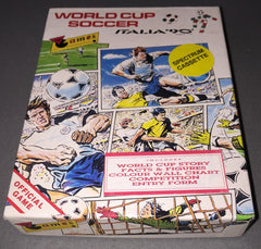 World Cup Soccer - Italia '90 - TheRetroCavern.com  - 1
