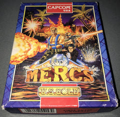 Mercs for C64 / 128