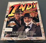 Indiana Jones and The Last Crusade - The Graphic Adventure  (Indy)