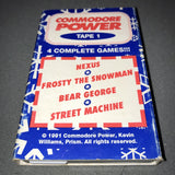 Commodore Power Covertape - No. 1   (Compilation)