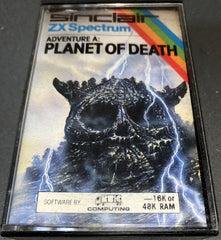Adventure A : Planet of Death