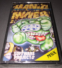Manic Miner  (FACTORY SEALED) - TheRetroCavern.com  - 1