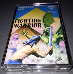 Fighting Warrior - TheRetroCavern.com  - 1