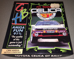 Toyota Celica GT Rally - TheRetroCavern.com  - 1