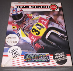 Team Suzuki - TheRetroCavern.com  - 1