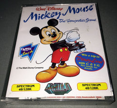 Mickey Mouse - The Computer Game