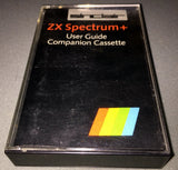 ZX Spectrum+ / Plus - User Guide Companion Cassette