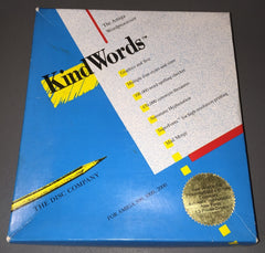 Kind Words - Word Processor - TheRetroCavern.com  - 1