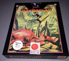 Barbarian - TheRetroCavern.com  - 1
