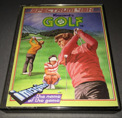 Konami's Golf - TheRetroCavern.com  - 1