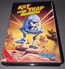 Kat Trap - Planet Of The Cat-Men - TheRetroCavern.com  - 1