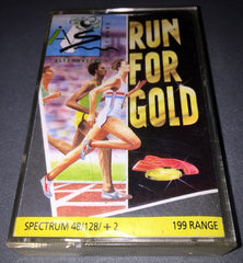 Run For Gold - TheRetroCavern.com  - 1