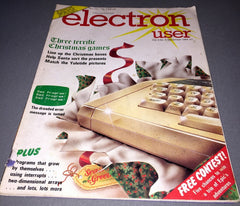Electron User Magazine (Vol 2, Issue 3, December 1984)