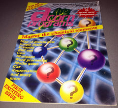 Acorn Programs Magazine - Issue 1 (December 1983 / January 1984)