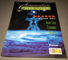 Commodore Disk User Magazine (Vol 4, Issue 1 / November 1990)