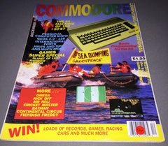 Commodore Computing International Magazine (December 1989)