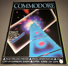 Your Commodore Magazine (March 1987)