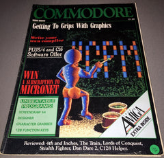 Your Commodore Magazine (May 1988)