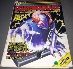 Your Commodore Magazine (May 1986)