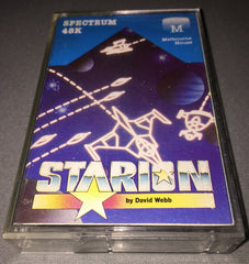 Starion - TheRetroCavern.com  - 1