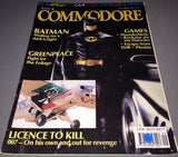 Your Commodore Magazine (September 1989)
