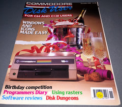 Commodore Disk User Magazine (November 1989)