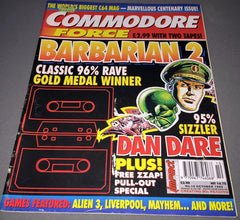 Commodore Force Magazine (Issue 10, October 1993)