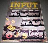 INPUT Magazine  (Volume 1 / Number 7)