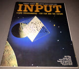 INPUT Magazine  (Volume 1 / Number 5)